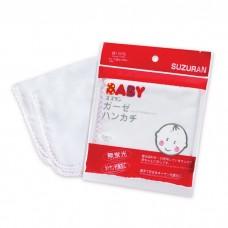 Suzuran Baby - Gauze Handkerchief 5pcs