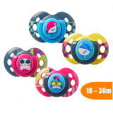 Tommee Tippee - CTN Air Style Soother (18-36 mths) *Twin Pack*
