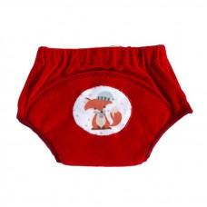 * CuddleMe - Adjustable Training Pants *RED (Fox)*