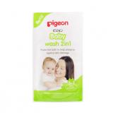 Pigeon - Baby Wash 2in1 900ML Refill *BEST BUY*