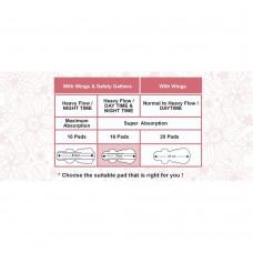 Autumnz -  Premium Plus Maternity Pads *35cm (16 pads per pack) BEST BUY