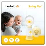 Medela - Swing Flex Single Electric Breastpump *BEST BUY*