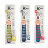 K-MOM - Kids Toothbrush Step 2 (24 Months - 12 Years)  *BEST BUY*