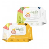 K-MOM - First Wet Wipes All Purposes Surfaces Wipes 40pcs* BEST BUY
