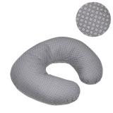 Cambrass - Small Nursing Pillow (53cmx45cm) *Astra Grey*