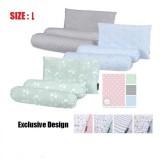 Comfy Living - Bolster & Pillow Set (L)