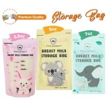 Princeton - Breast Milk Storage Bag (25 Pcs) *BEST BUY*