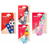Snapkis -2-in-1 Pacifier & Teether Clip