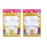 Autumnz - My First Toothbrush Set (Stage 1 & 2) *BEST BUY*