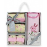 Lilsoft Baby - 4pcs Gift Box *LI-3154 Rabbit*