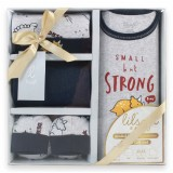 Lilsoft Baby - 4pcs Gift Box *WM-316002 Small But Strong*