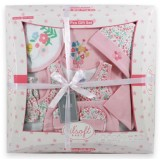 Lilsoft Baby - 10pcs Gift Box *LI-3127 Flower*