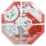 Lilsoft Baby - 12pcs Gift Box *LI-3121 Deer*