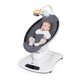 4Moms - Mamaroo 4.0 Infant Seat *Grey Mesh*