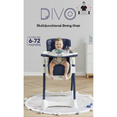 Coby Haus - Divo Multi Functional Dining Chair