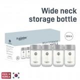 Haenim - Wide Neck Milk Storage Bottle 4 pcs *7oz/200ml*
