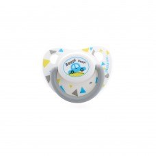 Autumnz - Orthodontic Baby Silicone Soother With Hygiene Cover (SINGLE) *Size S,M,L*