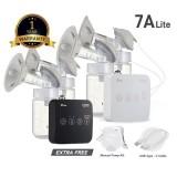 Haenim - NexusFit™ 7A LITE Ultraportable Electric Double Breast Pump