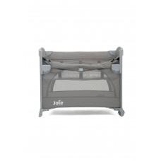 Joie -  Kubbie Sleep Playpen *Foggy Gray*