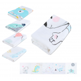 Comfy Living - 2 Layer Baby Towels 1 pc  *110x 110cm*