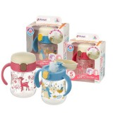 Richell - TLI First Sippy Cup (5M+)