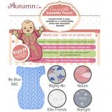 Autumnz - Convertible Swaddle Pouch *Size M*