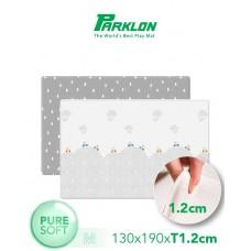 Coby Haus - Parklon Pure Soft Mat L190 x W130 x T1.2cm *Travelling / Montegrey*