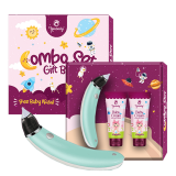 Youbaby - Combo Set Gift Box (2 Baby Cream  With Free Nasal Aspirator)