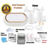 Spectra - Dual Compact Electric Double Breast Pump