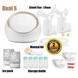 Spectra - Dual S Electric Double Breast Pump