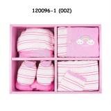 Anakku - Girl Box 5pcs Gift Set *120096-1 (002)* BEST BUY