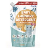 Anakku - Baby Laundry Detergent With Softener Refill Pack 1500ml* BEST BUY