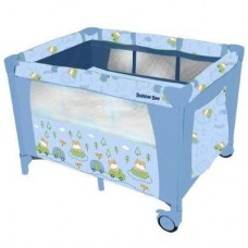 Bumble Bee - Bassinet Playpen *Bear's Trekking Trip* with FREE GIFTS *BEST BUY*