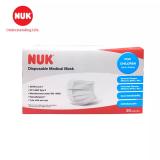 NUK -  Disposable Medical Children Mask 50pcs