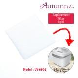 Autumnz - Mini UV Steriliser & Dryer (Model UV-6902) Replacement FILTER (1 pc) *BEST BUY