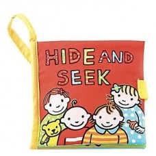 Adorable - Hide and Seek Cloth Book