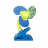 Little Bean - Deluxe Mini Safety Fan W/O Led *BEST BUY*