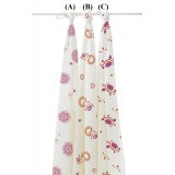 Adorable - Cozy PREMIUM Bamboo Swaddle *MD 2* (1pc)