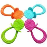 Basilic - Silicone Teething Ring *BPA FREE* (1 pc)  (D187)