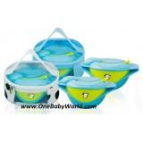 Basilic - Baby Feeding Set *BPA FREE* (1 pc) (D154)