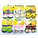Nissen - Animal Rattling Socks *0-2 years* (A)