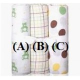 Adorable - Cozy Swaddle *Mixed Design 5*