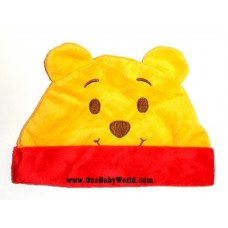 Adorable Disney Baby Hat *Winnie The Pooh*