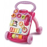V-Tech - First Step Baby Walker (PINK) *BEST BUY*