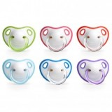 Suavinex - Comfort PP Soother Silicone +6m