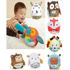 Adorable - Baby Chime Ball (1pc) *Animals*