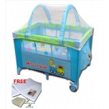 Bumble Bee - Bassinet Playpen *My 1st Ride* with FREE GIFTS *BEST BUY*