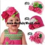 Adorable - Korean Blooming Hat