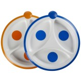 Dr Brown's - Divided Plates (2pcs)