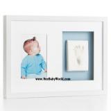 Pearhead - Babyprints Wall Frame *White*